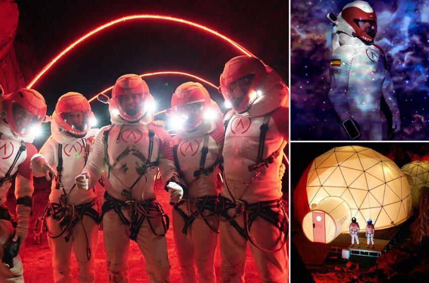 د مریخ علاقمندان اوس د اسپانیا تر غرونو لاندې د مریخ په څېر ژوند تجربه کولای شي