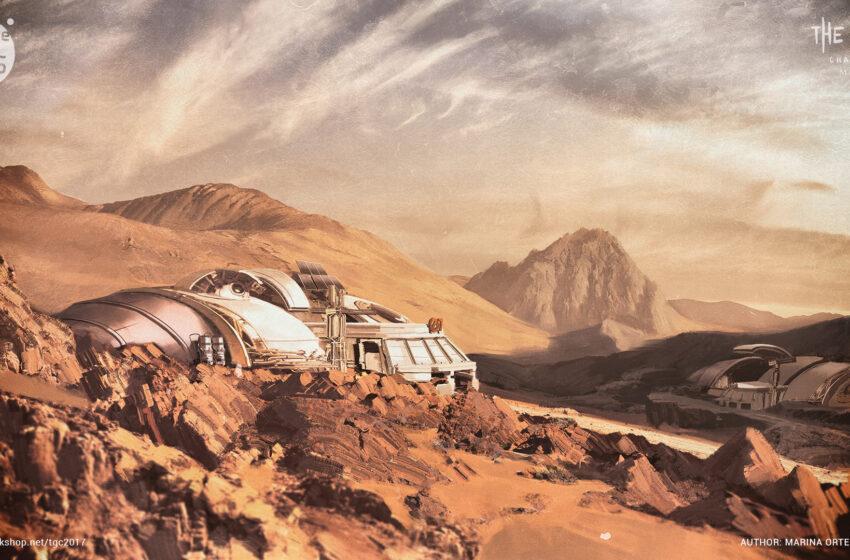 دا روبوټونه به په مریخ کې د کان کیندني او تعمیر جوړولو په موخه وکارول شي