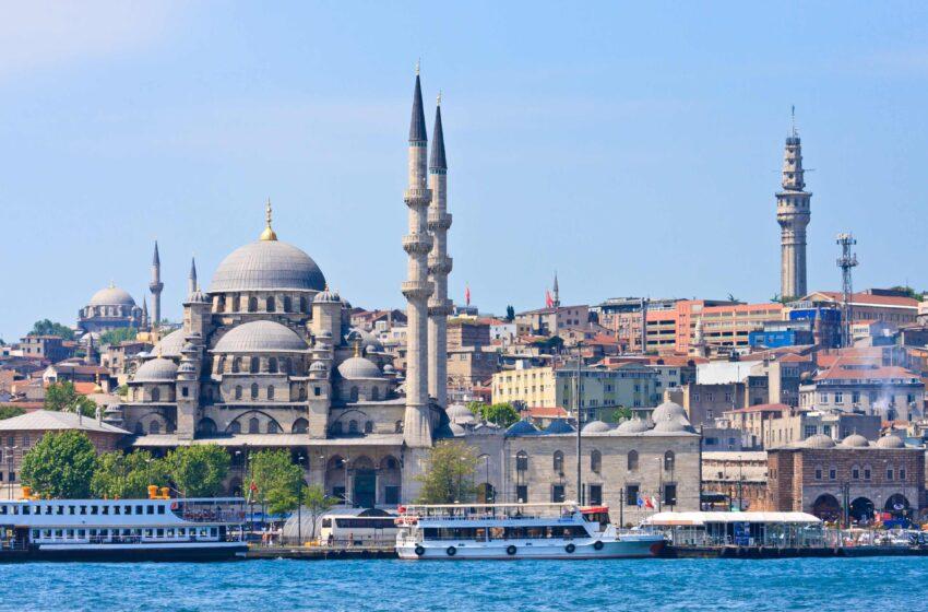 د نړۍ ښکلي ښارونه (استنبول – ترکیه)