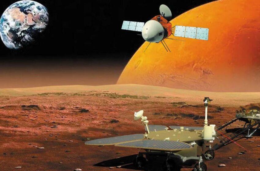 چینایي ټیانوین۱ نن مریخ ته رسېږي