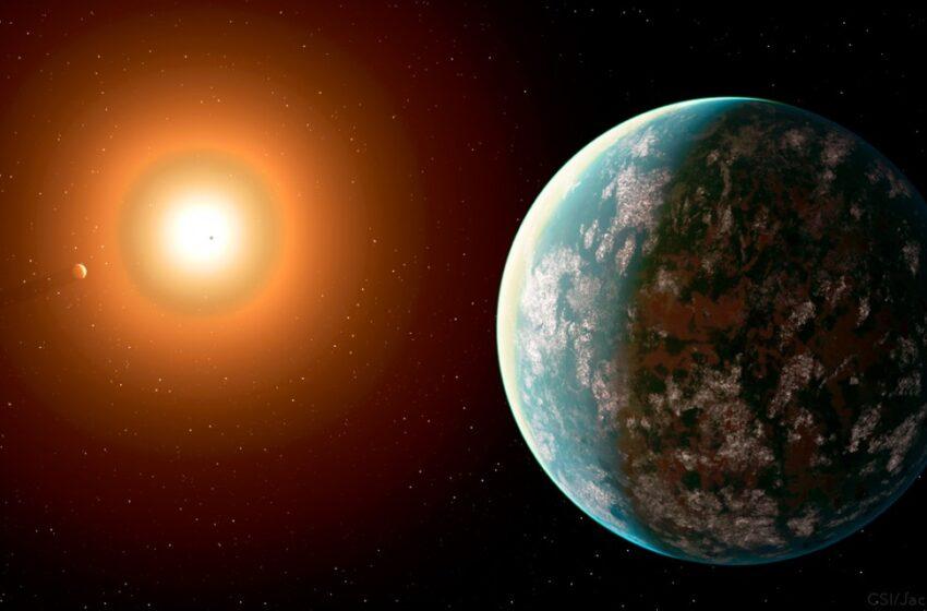 هغه سیاره چې ژوند کول په کې ممکن ده، خو ډیره یخه ده