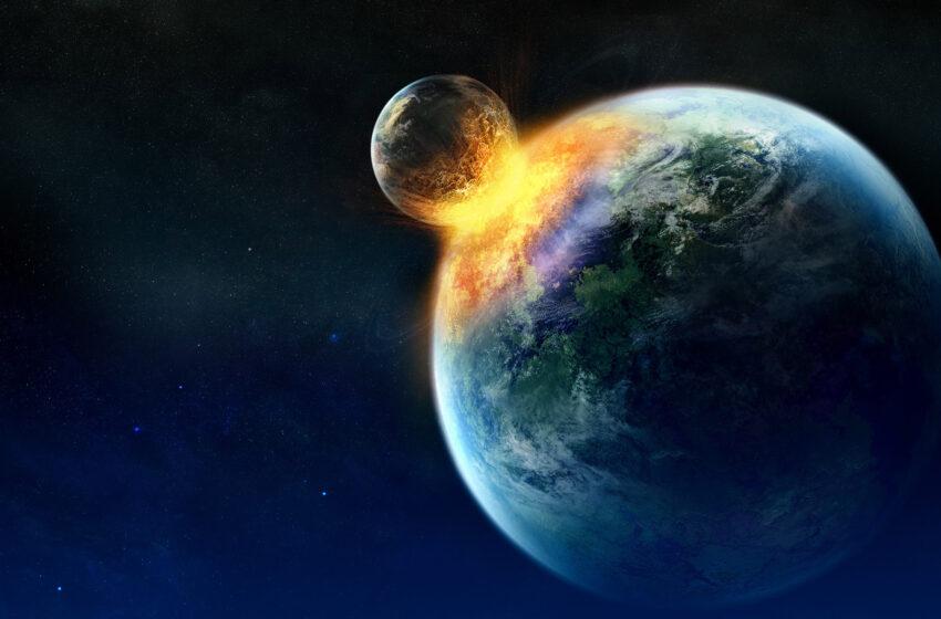 انسانان باید نورو سیارو ته ولاړ شي، ځمکه له بلي ډبرې سره ټکر کوي او له منځه ځي